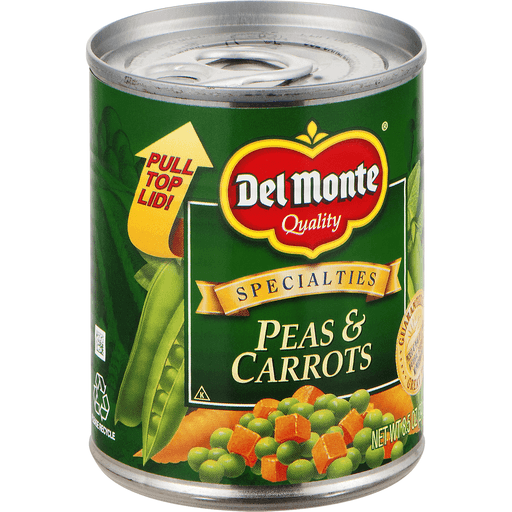 Del Monte Harvest Selects Peas & Carrots
