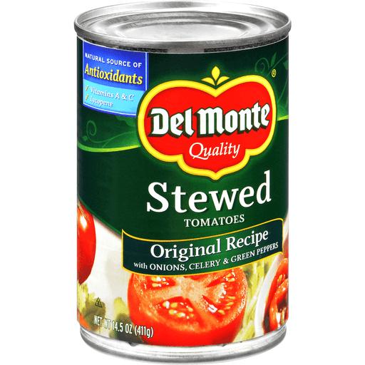 Del Monte Tomatoes, Original Recipe, Stewed