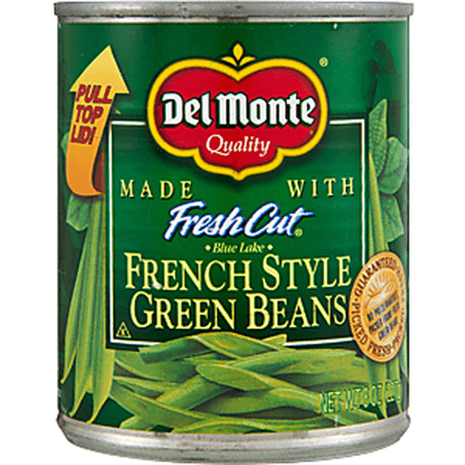 Del Monte Green Beans, Blue Lake, French Style