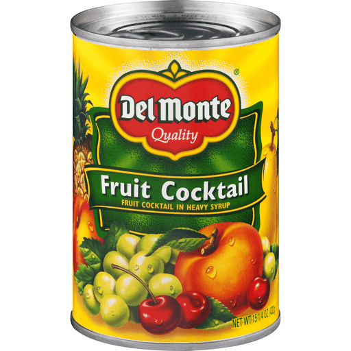 Del Monte Fruit Cocktail, in Heavy Syrup