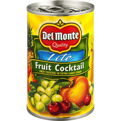 Del Monte Fruit Cocktail, Lite, Classic
