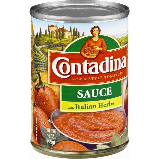 Contadina Sauce with Italian Herbs