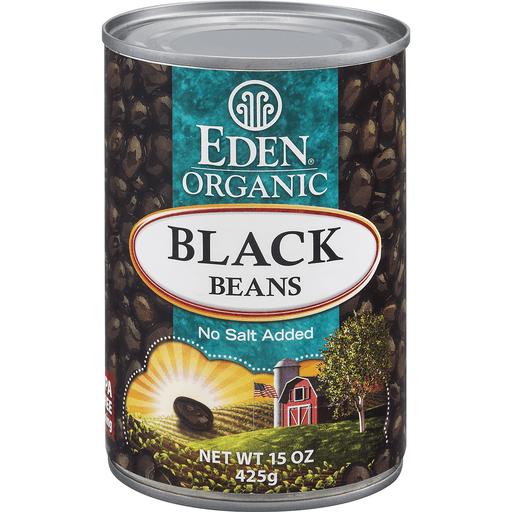 Eden Foods Organic Black Beans - 15 oz.