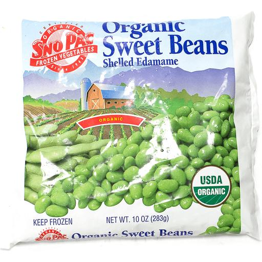 Sno Pac Organic Sweet Beans