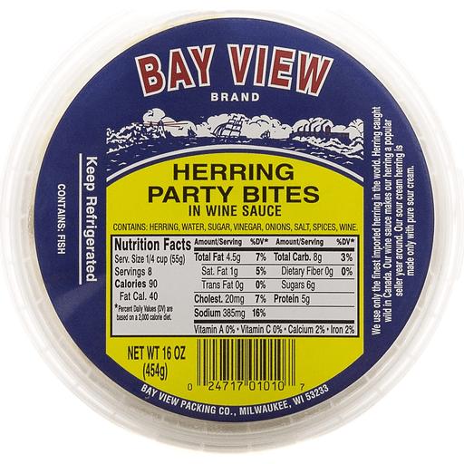 Bayview Herring In Wine Sauce