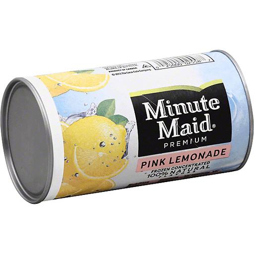Minute Maid Premium Pink Lemonade