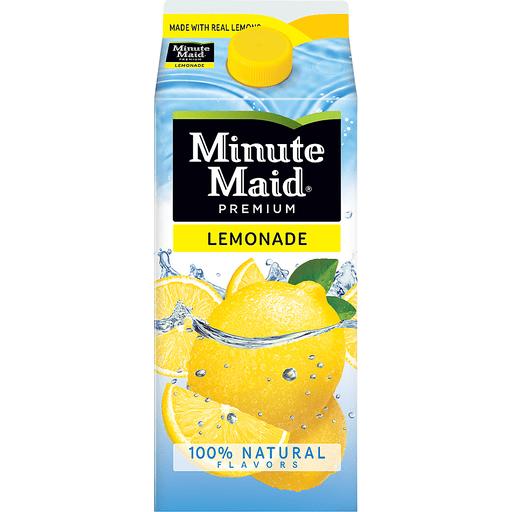 Minute Maid Lemon Juice Concentrate Lemonade Recipe