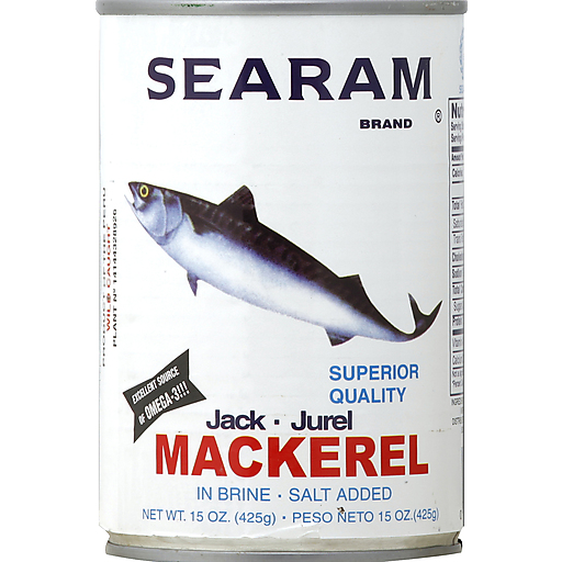 Searam Mackerel In Oil