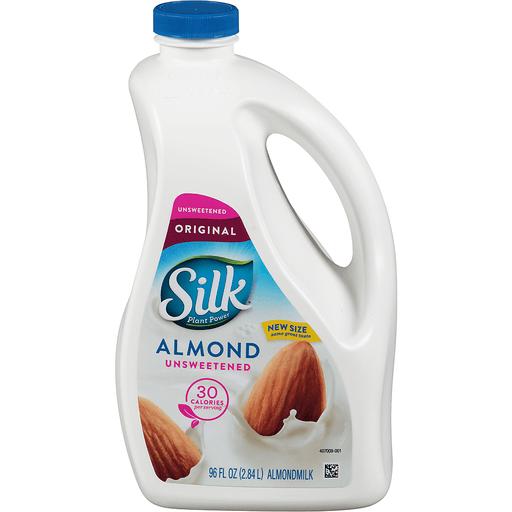 Silk Almondmilk Original Unsweetened