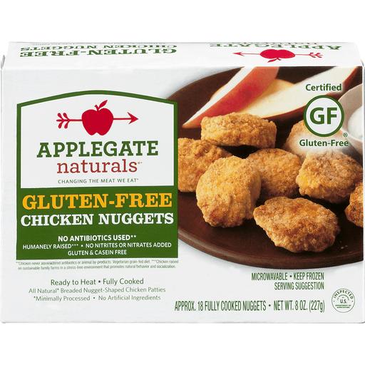 Applegate Naturals Chicken Nuggets, Gluten-Free