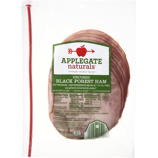 Applegate Naturals Black Forest Ham Uncured