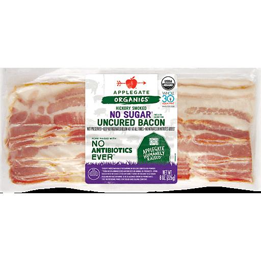 Applegate Farms G/F No Sugar Uncured Bacon