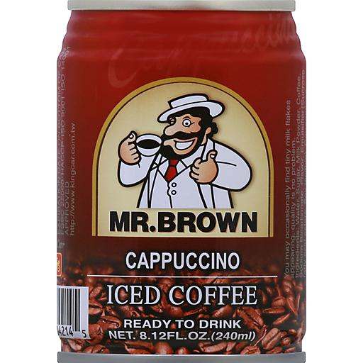 Mr Brown Cappuccino