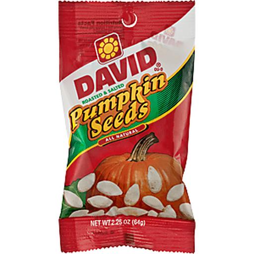 David Pumpkin Seeds Roasted & Salted