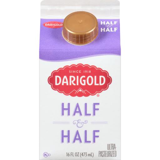 Darigold Half And Half U.P.