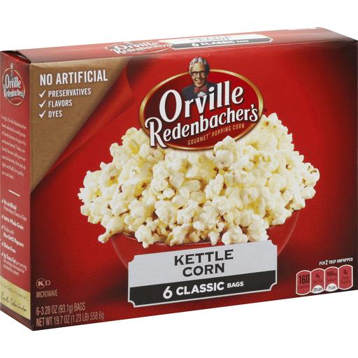 Orville Redenbachers Popping Corn
