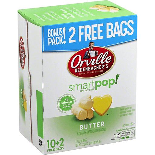 Smartpop! Butter Classic Bag