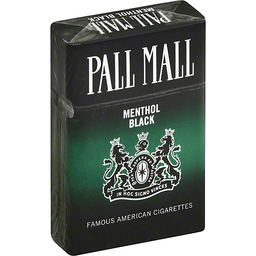 Pall mall menthol black coupons
