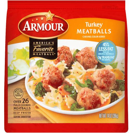 Armour Meatballs, Turkey