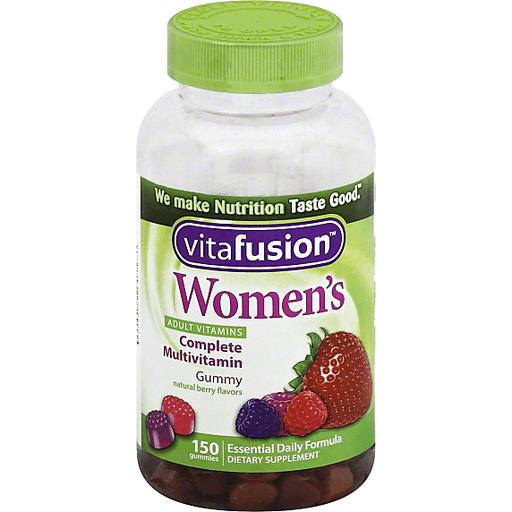 Vitafusion Womens Multivitamin Gummies