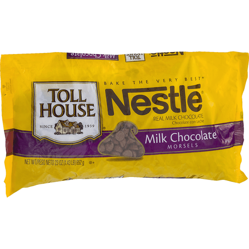 Toll House Morsels, Milk Chocolate