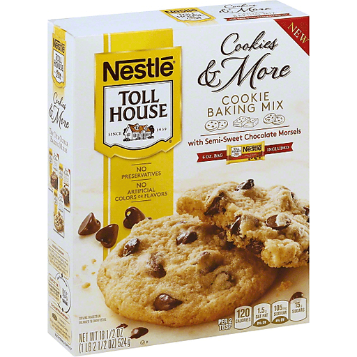 Toll House Cookies & More Baking Mix