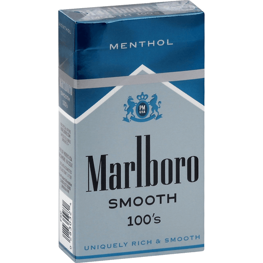 Marlboro Cigarettes Menthol Smooth 100 S Cigarettes Sun Fresh