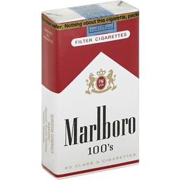 Marlboro Cigarettes Red 100s