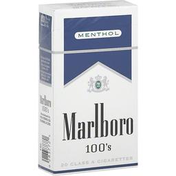 Marlboro Cigarettes Blue Menthol 100s Bassetts Market Port Clinton