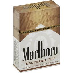 Marlboro Cigarettes Southern Cut