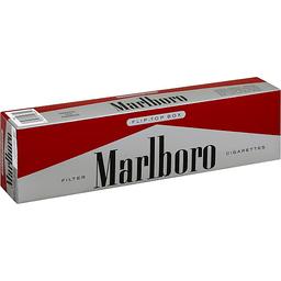 Marlboro Cigarettes Filter Seventy-Twos Flip-Top Box   Kesslers Grocery