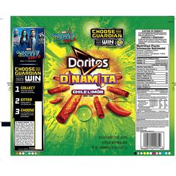 Doritos Dinamita Chili Limon   Dissmore