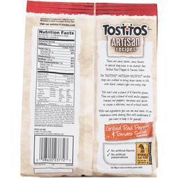Tostitos Artisan Recipes Tortilla Chips