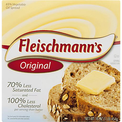 Fleischmanns Vegetable Oil Spread, 65%