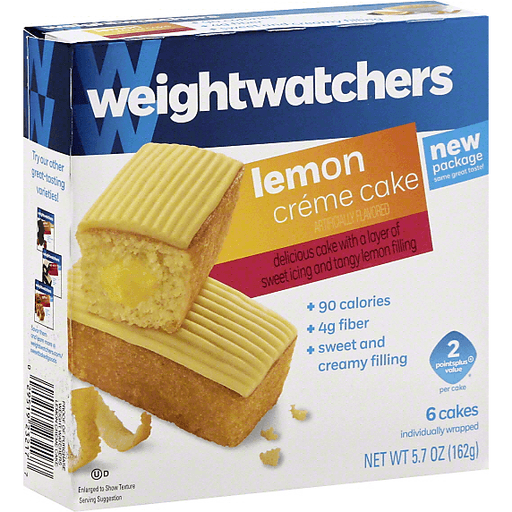 Fantastic Weight Watchers Cake Creme Lemon Valumarket Personalised Birthday Cards Paralily Jamesorg