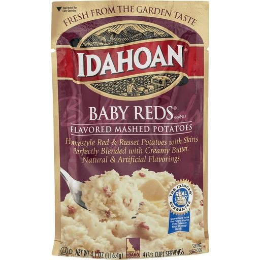 Idahoan Mashed Potatoes Baby Reds