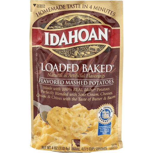 Idahoan Loaded Baked Mashed Potatoes