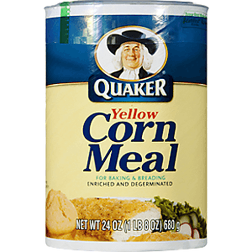 Quaker Corn Meal, Yellow
