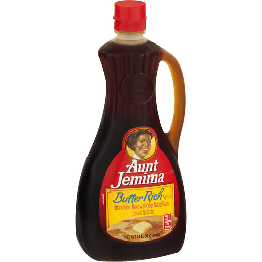 Aunt Jemima Syrup, Butter Rich