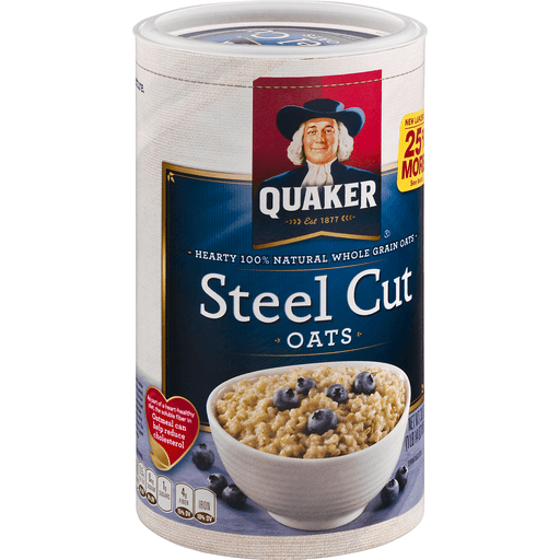 Quaker Oats, Steel Cut