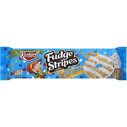 Keebler Fudge Stripes Cookies Birthday Cake
