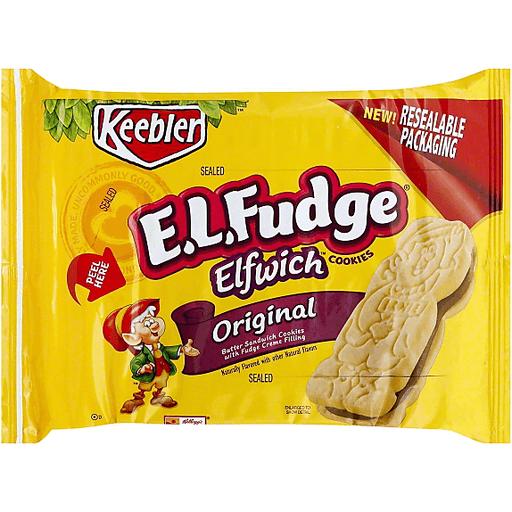 Keebler E.L. Fudge Cookie Elfwich Original