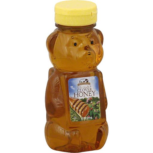 Harmony Farms Honey, Clover