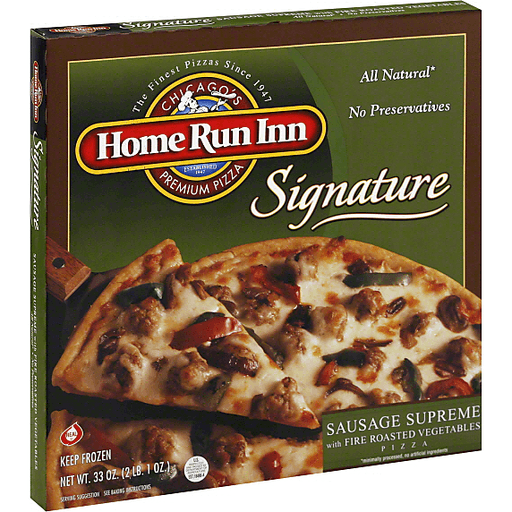 Home Run Inn Classic Pizza Sausage Supreme