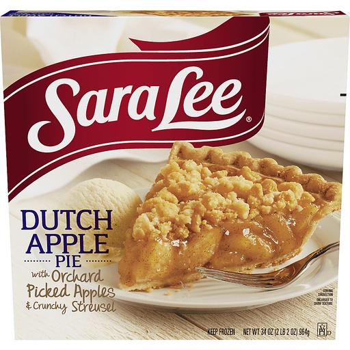 Sara Lee® Dutch Apple Pie, 34 oz. (Frozen)