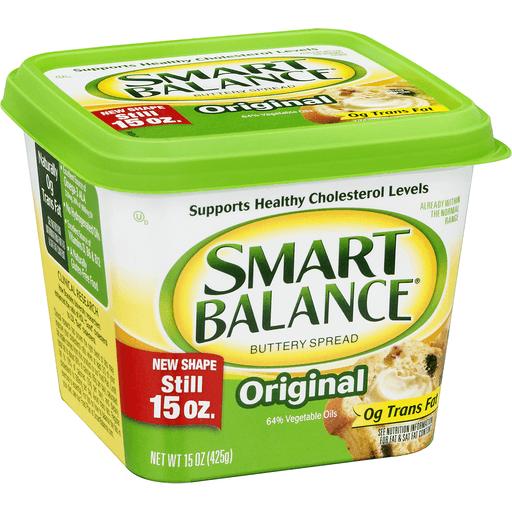 Smart Balance Buttery Spread, Original