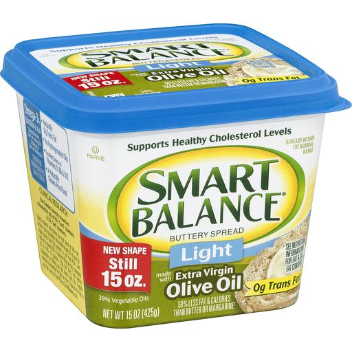 Smart Balance Omega Buttery Spread, Light