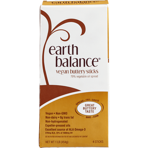 Earth Balance Buttery Sticks, Vegan