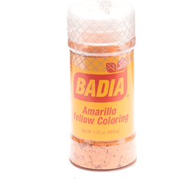 Badia Spices Food Coloring Yellow | Foodtown of Boston Post Road