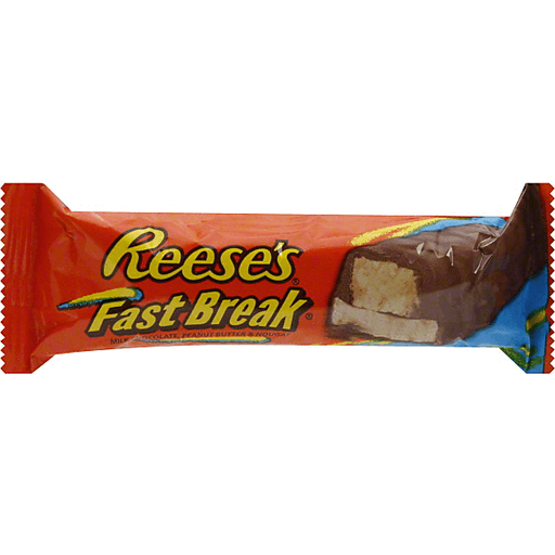 Reeses Fast Break Candy Bar